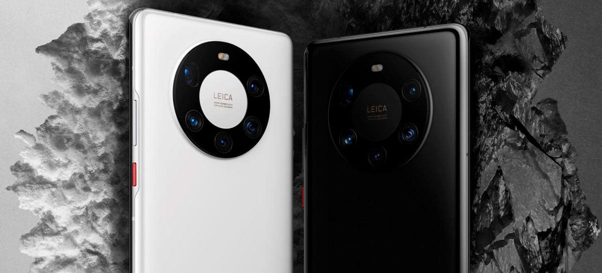 Huawei Mate 40 Pro assume a primeira posição no ranking de câmeras da DXOMark