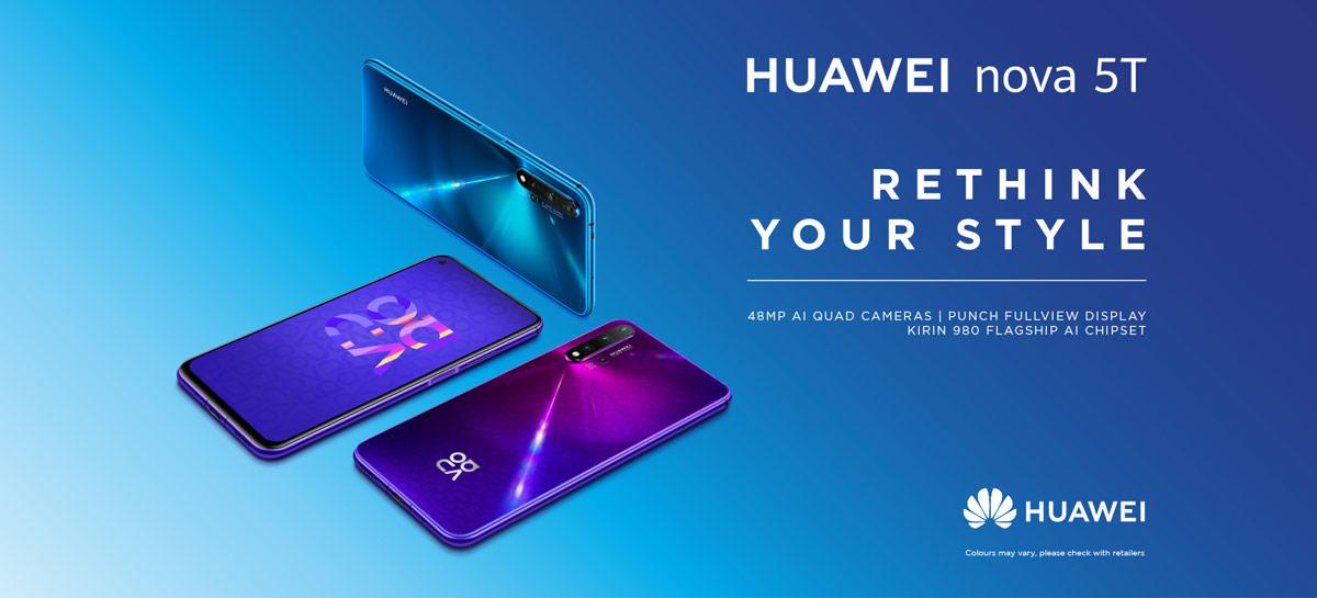 Huawei pode transformar linha Nova em marca subsidiária, como a Honor