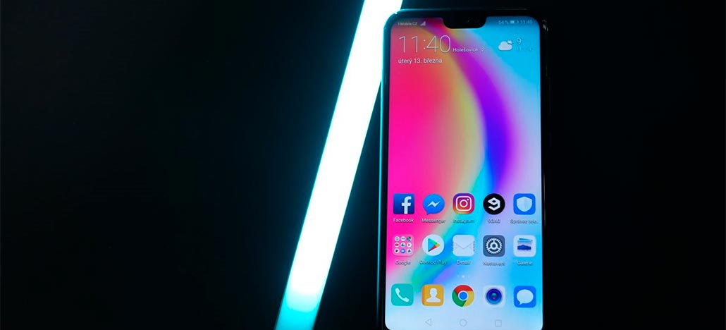 Huawei anuncia oficialmente o Huawei P20 Lite na Europa, com tela de 5,84'' e câmera dupla