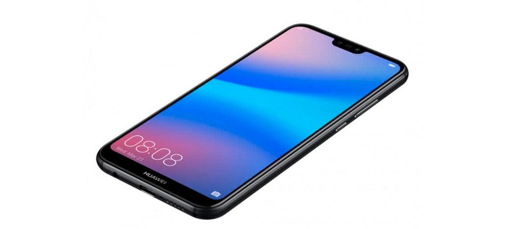 Huawei P20 Lite é apresentado oficialmente com câmera dupla e notch na tela