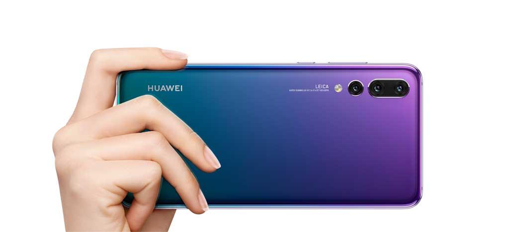 Huawei já lista smartphones em seu site brasileiro