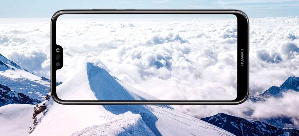 Smartphones Huawei P20 protagonizam novo vazamento [Rumor]