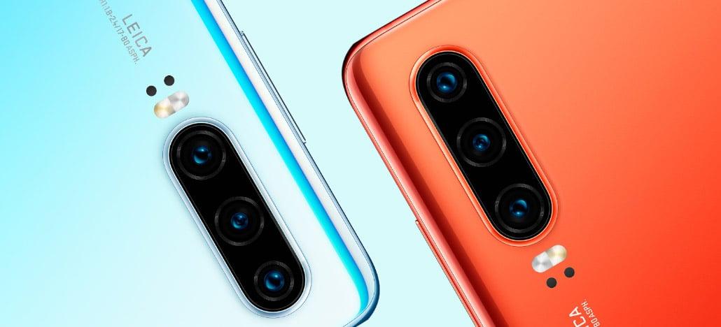 Huawei lança oficialmente o P30 e o P30 Pro, smartphones high-end partindo dos € 799