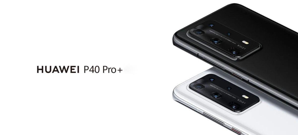 Huawei P40 Pro+ já está em pré-venda na Europa sem apps e serviços da Google