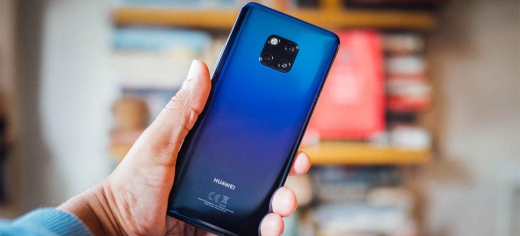 Huawei recebe trégua de 90 dias do banimento nos Estados Unidos