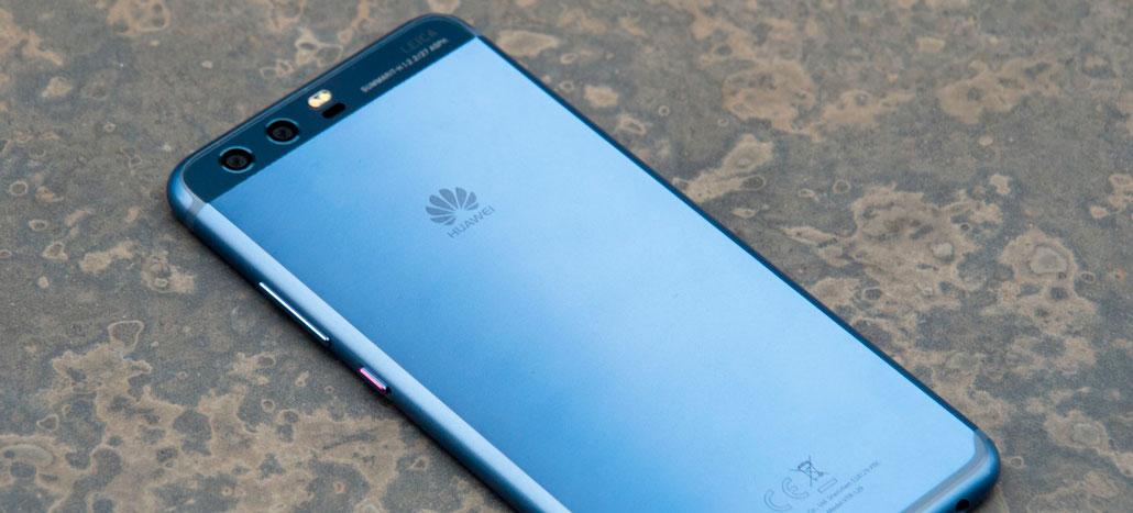 Huawei indica que seu próximo smartphone terá três câmeras traseiras