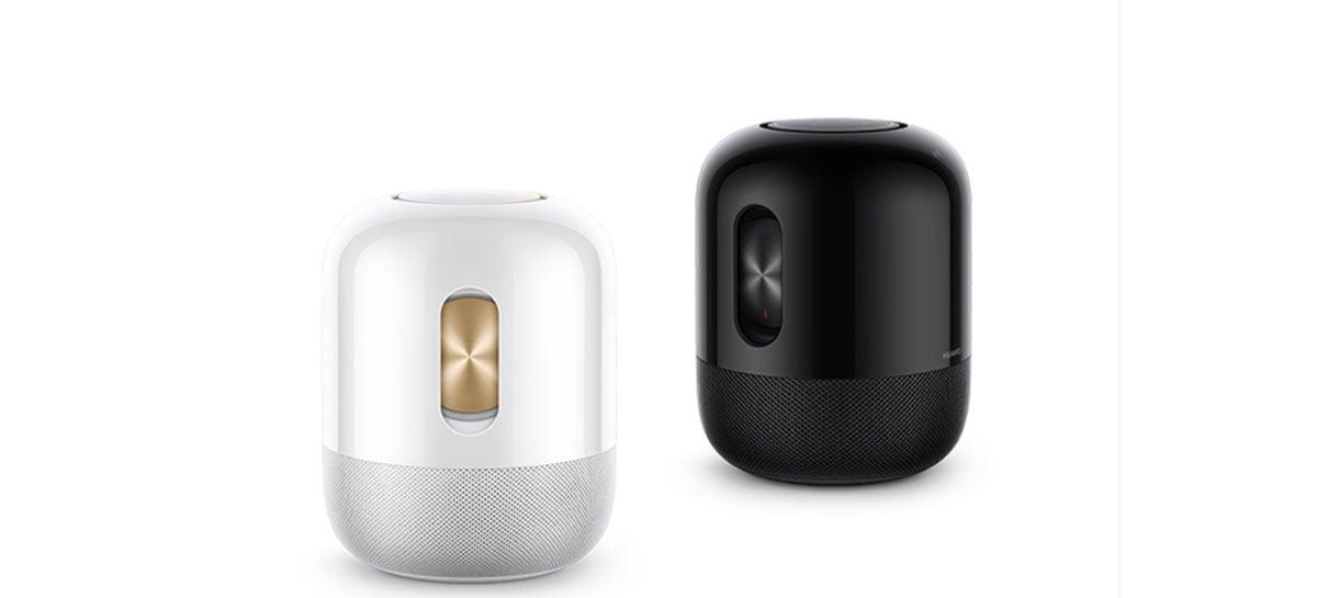 Alto-falante inteligente Huawei Sound entra em pré-venda por US$ 135