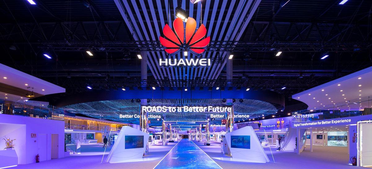 Huawei mostraria novo celular dobrável durante a MWC 2020