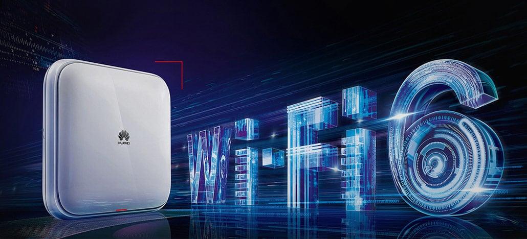 Huawei anuncia sua entrada na geração Wi-Fi 6, também conhecida como 802.11ax