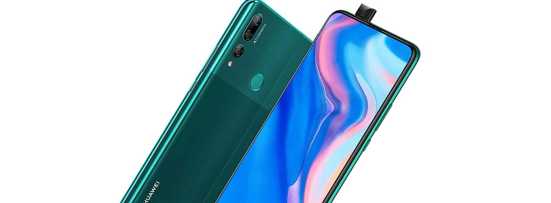 Análise: Huawei Y9 Prime 2019 - CÂMERA RETRÁTIL por um PREÇO ACESSÍVEL!