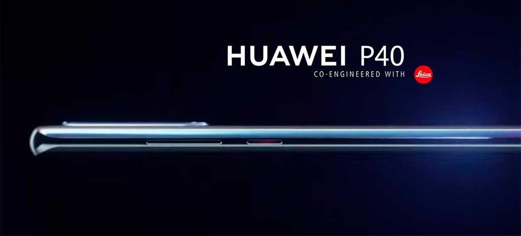 Huawei P40 e P40 Pro serão apresentados em março sem Google embarcado