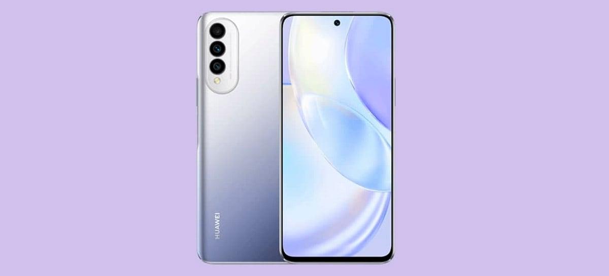 Huawei Nova 8 SE Vitality Edition é lançado na China com Kirin 710