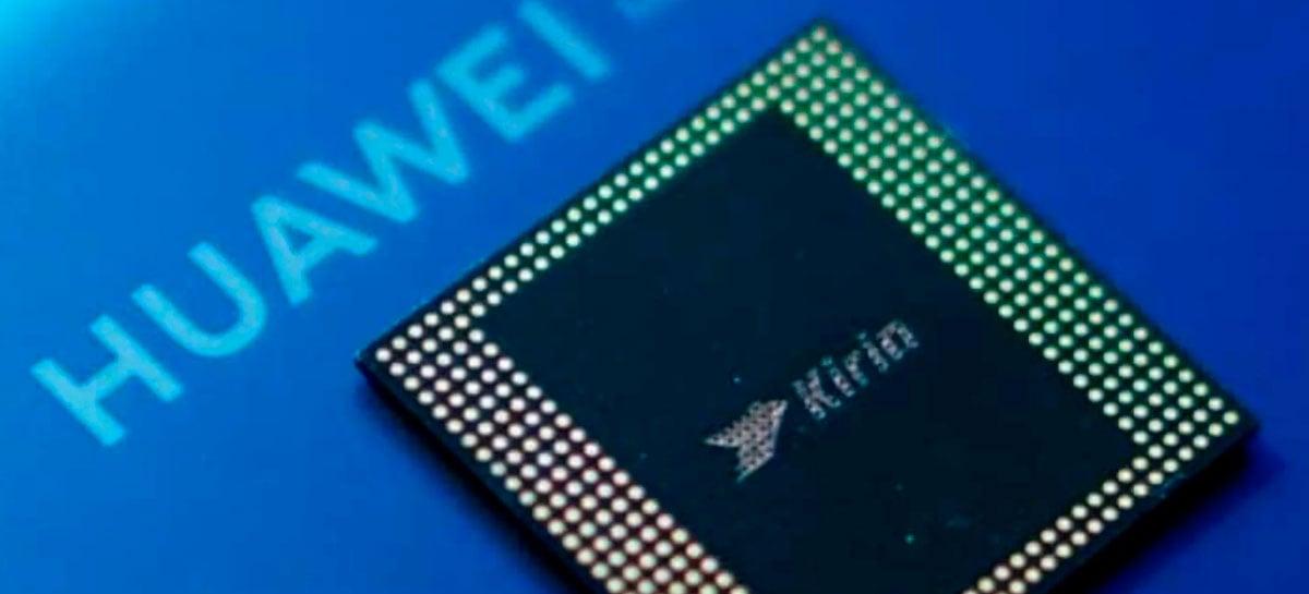Huawei Kirin 9000 fica a frente de Snapdragon 865+ e Apple A13 Bionic em benchmarks