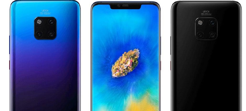 Huawei Mate 20 terá conector para fones de ouvido; Mate 20 Pro não terá [Rumor]