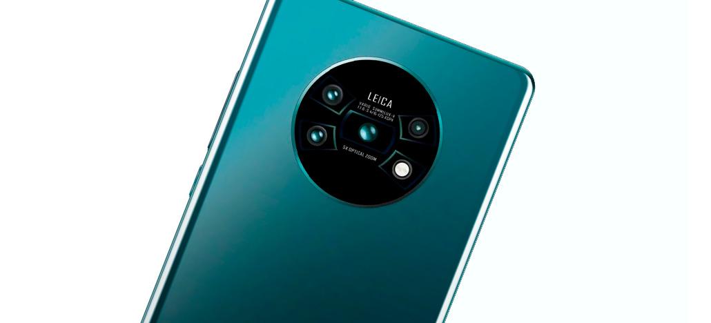 Huawei Mate 30 Pro deve vir com conjunto circular de câmeras traseira com quatro lentes