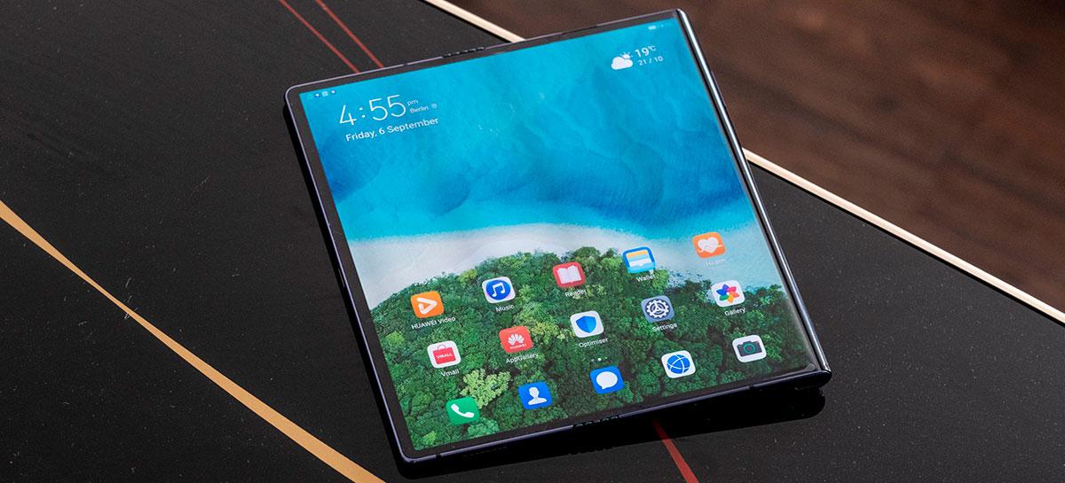 Huawei Mate Xs recebe certificado para possuir carregamento rápido de 65W [Rumor]