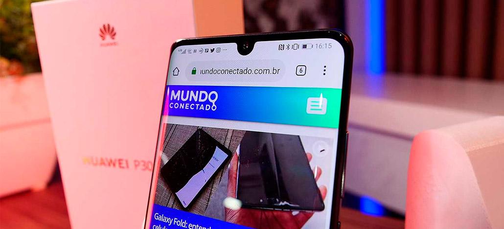 #HuaweiSuperTroca dá desconto de R$2.000 no P30 Pro mais o valor do seu aparelho usado