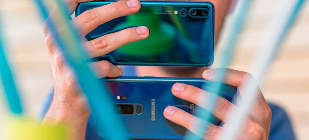 Vazamento revela que Galaxy S10 e Huawei P30 Pro serão equipados com 12GB de RAM