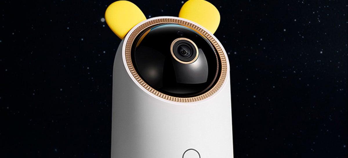 Huawei já vende primeira câmera inteligente com sistema Harmony OS