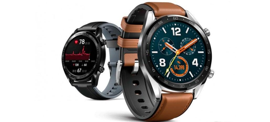 Huawei anuncia oficialmente seus novos smartwatches o Watch GT e a Band 3 Pro