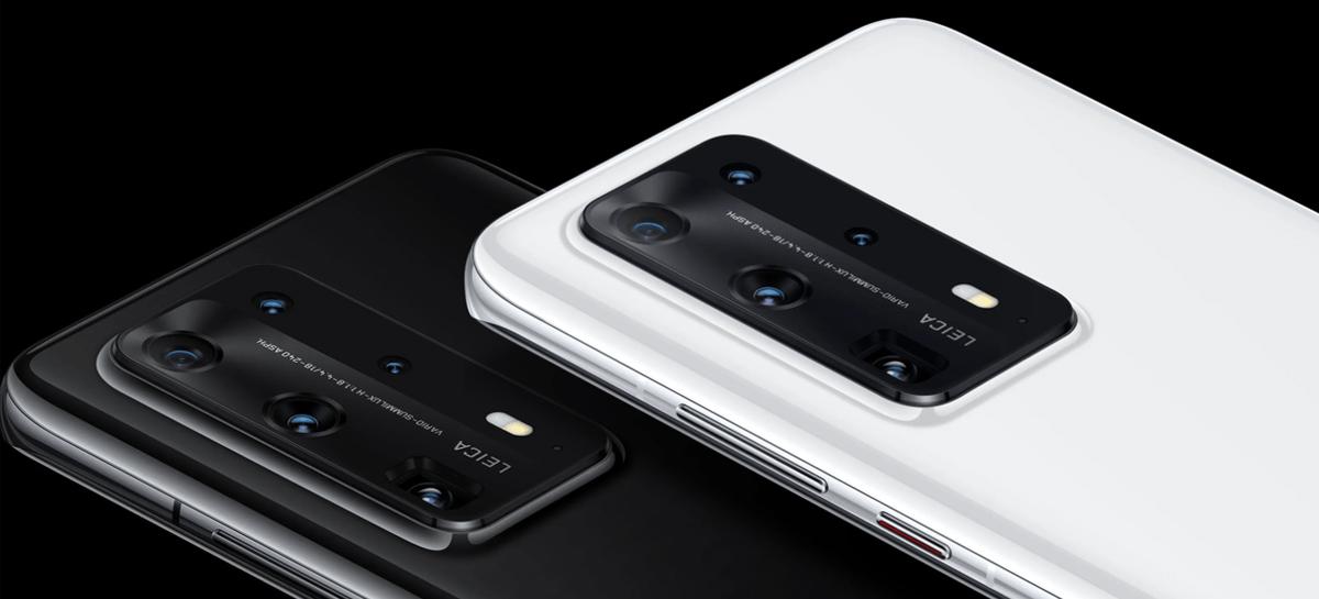 EMUI 10.1.0.121 para série Huawei P40 traz melhorias para câmeras e pistas sobre Celia