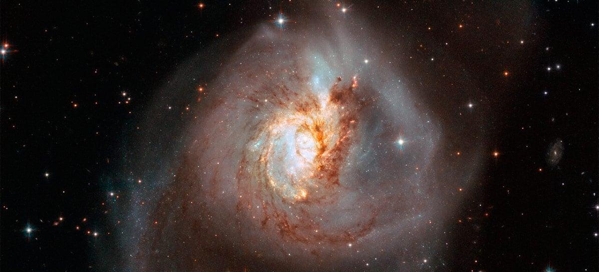 Veja seis lindas imagens de galáxias colidindo capturadas pelo Hubble