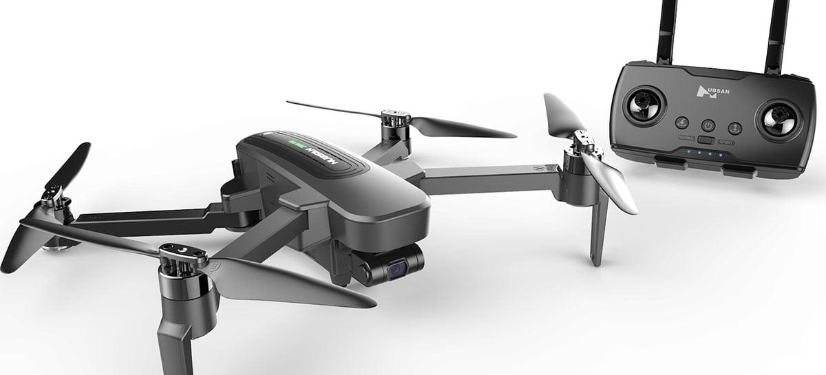 Hubsan Zino Mini Pro, drone de apenas 249g, entra em pré-venda; veja os preços