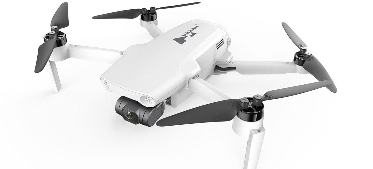 Drone baratinho Hubsan Zino Mini SE é anunciado com tecnologias melhores que o da DJI