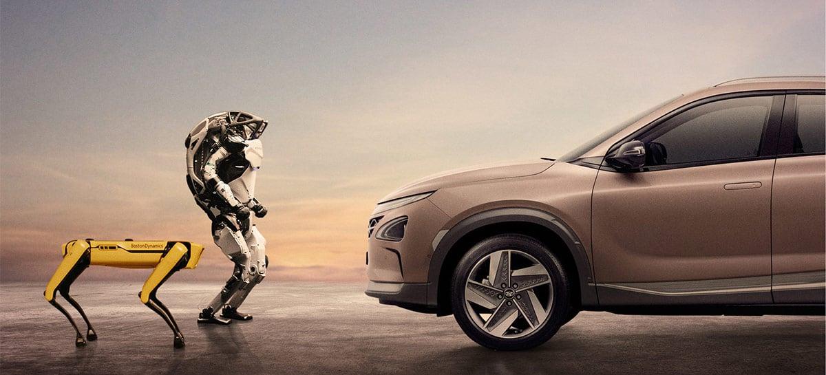 Hyundai completa aquisição da Boston Dynamics por US$ 1,1 bilhão