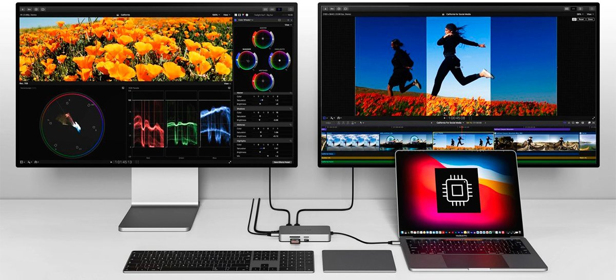 Hyper apresenta HDMI Dual 4K, para utilizar dois monitores a partir de um MacBook