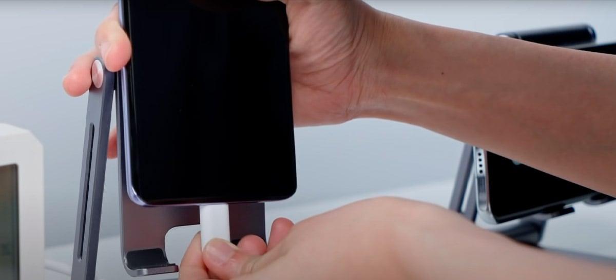 Carregador Xiaomi de 200W diminui em 20% a capacidade da bateria em 800 ciclos