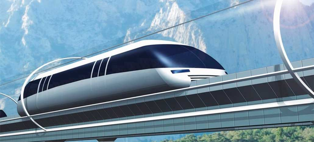 Primeiro Hyperloop em funcionamento no mundo deverá custar US$ 25 bilhões