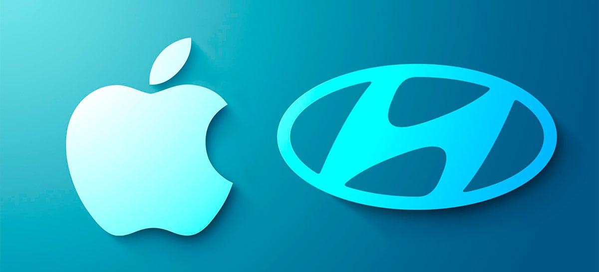 Hyundai confirma que Apple está conversando com montadoras para fazer um carro