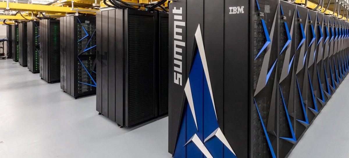 Supercomputador da IBM aponta 77 drogas que podem virar remédio contra o coronavírus
