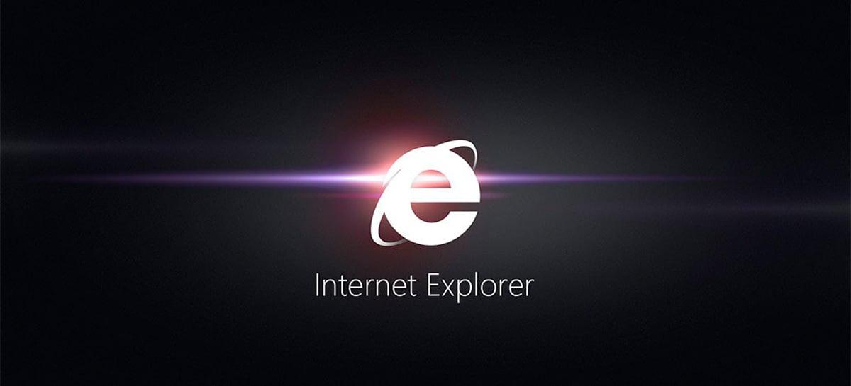Windows 11 não virá com o Internet Explorer