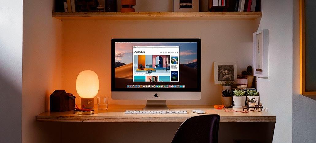 Apple passa a vender iMacs com processadores Intel de nona geração