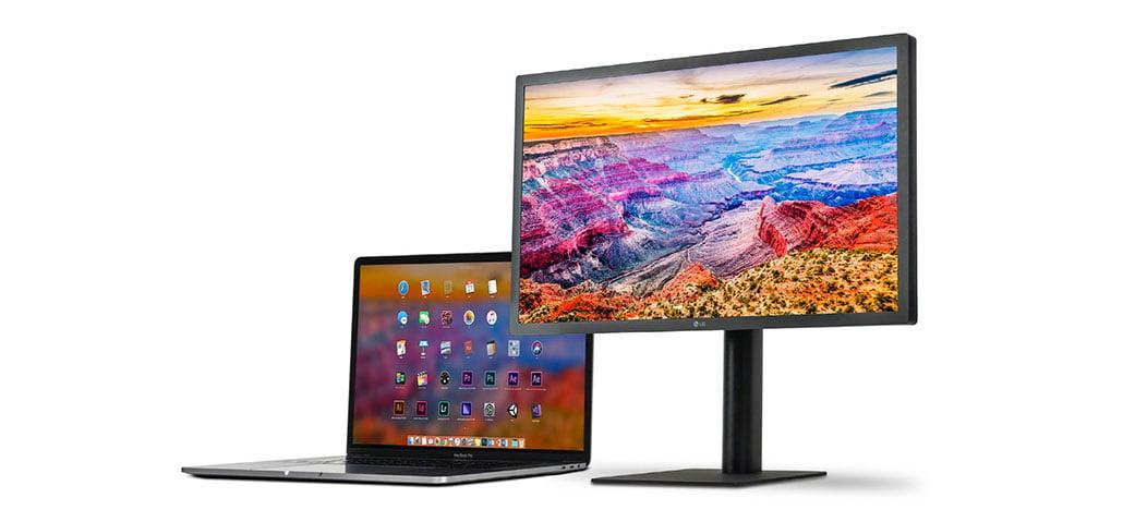 LG anuncia novo monitor UltraFine 5K para uso com produtos Apple