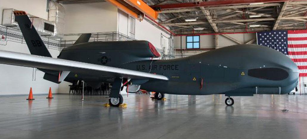 Drone dos EUA que foi abatido pelo Irã custou 220 milhões de dólares