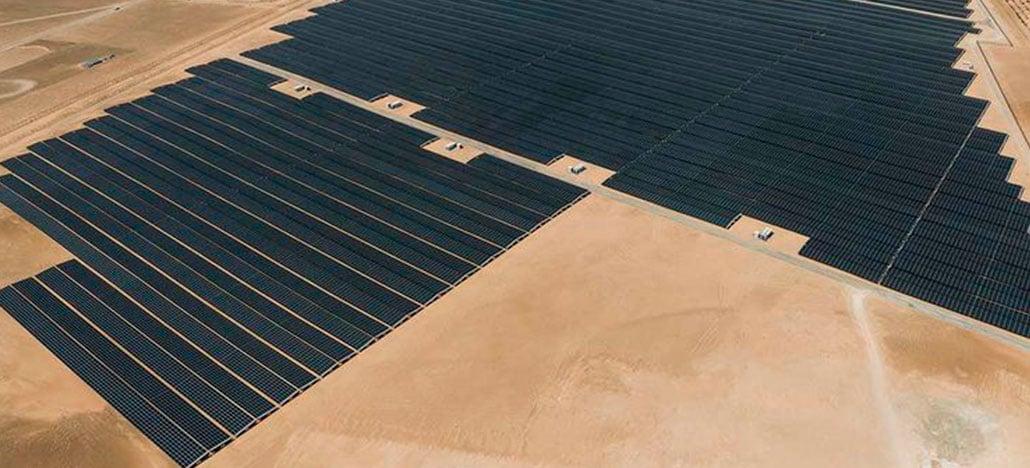 Maior fazenda de energia solar do mundo é inaugurada nos Emirados Árabes Unidos