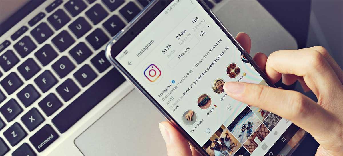 Bug no Instagram estaria favorecendo campanha de Trump nos EUA para 2020