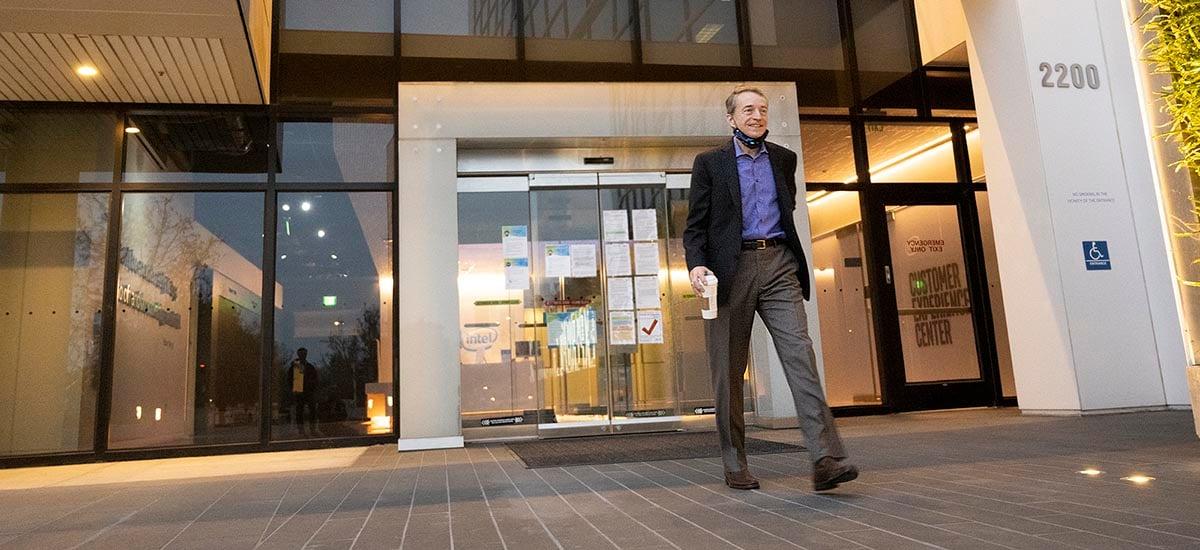 Intel anuncia Pat Gelsinger como novo CEO da empresa