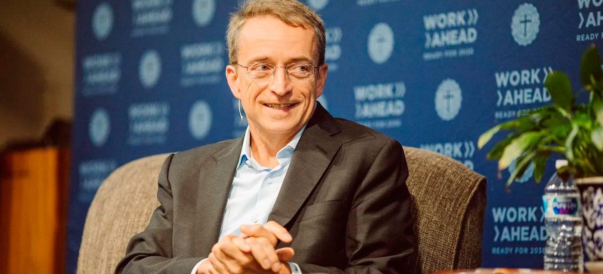 Novo CEO da Intel pretende superar a Apple e criar processadores melhores que o M1