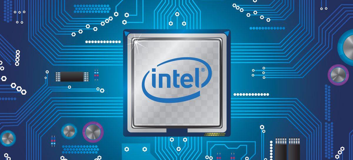 Intel é líder em receitas de semicondutores, seguida de perto pela Samsung