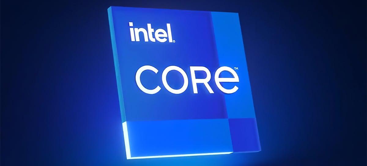 "Intel lança processadores ""Tiger Lake"" de 10nm para desktops"