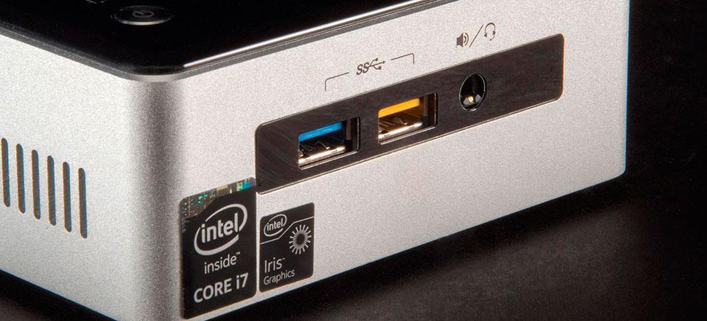 Confira primeiras fotos de novos PCs ultra-compactos Intel NUC de 8ª geração
