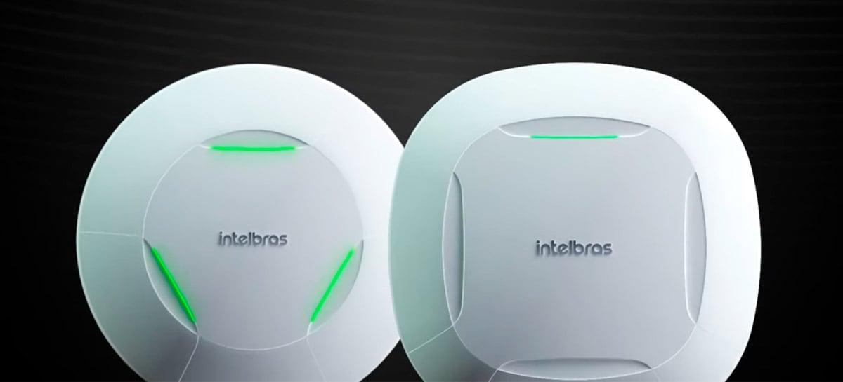 Intelbras lança pontos de acesso corporativos integrados ao Facebook e Instagram