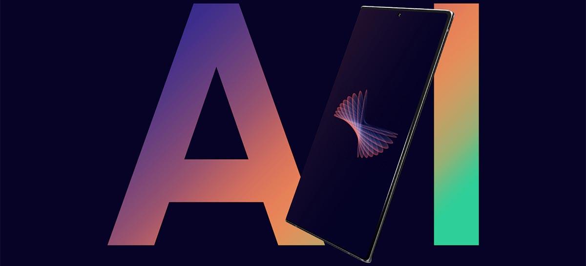 Inteligência Artificial está ajudando Samsung no desenvolvimento do novo chip Exynos