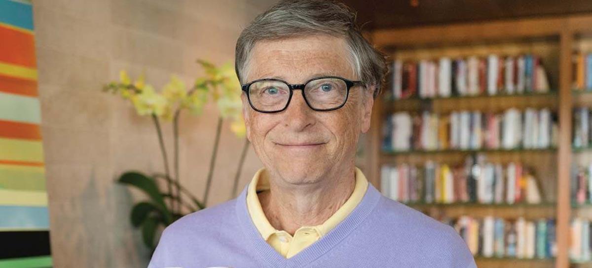 Investigação interna motivou a renúncia de Bill Gates na Microsoft