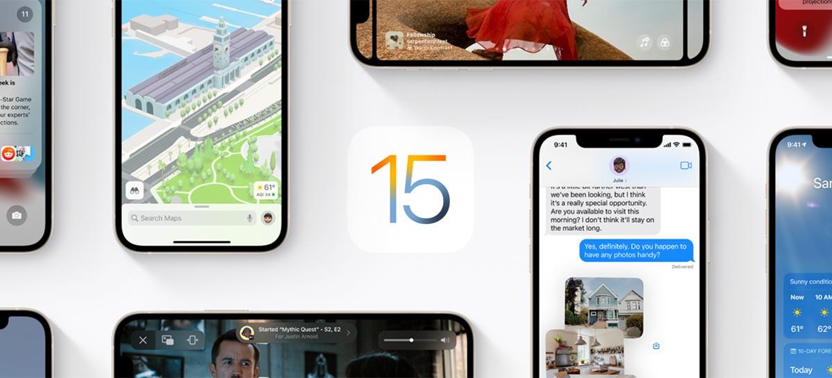 iOS 15 vai permitir que aplicativos passem o limite de memória RAM
