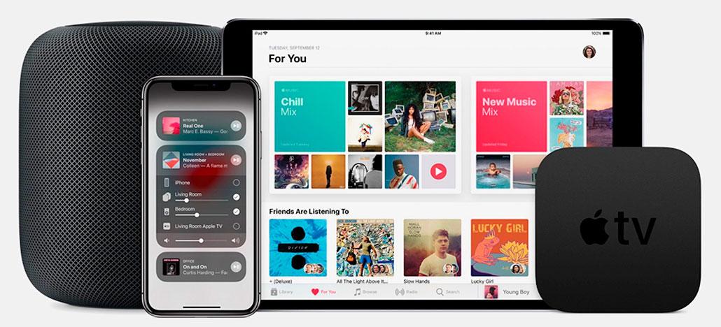 Apple disponibiliza iOS 11.4 com AirPlay 2 e mensagens no iCloud